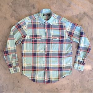 Polo by Ralph Lauren Button Up Flannel